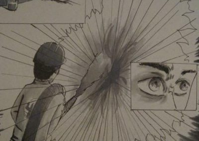 Graphic novel based on STATION ELEVEN by Emily St John Mandel